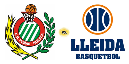 Lobe Huesca Basquetbol Lleida LEB Oro