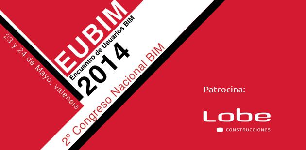 Lobe patrocinador EUBIM 2014