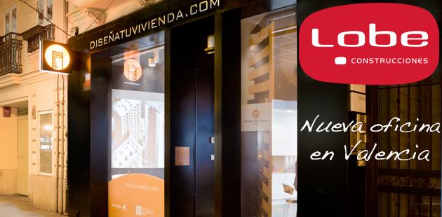 Nuevas oficinas de lobe en valencia blog grupo lobe for Oficinas liberbank valencia