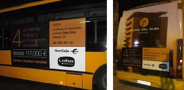 Buses Valencia