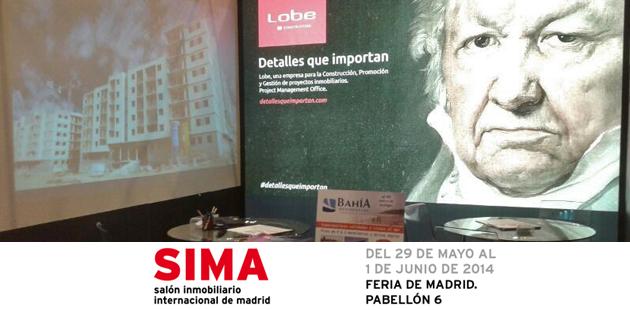 SIMA 2014 Lobe