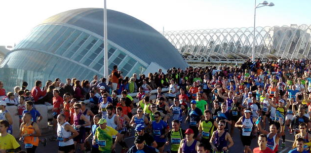Maratón VLC