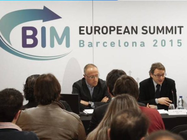 Llega el european bim summit 2015 a barcelona blog grupo for European bim summit