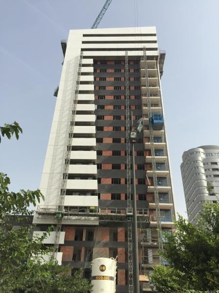 torre_alba_Fachada_Sur