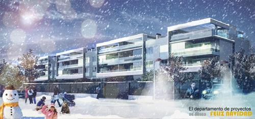 Feliz Navidad Scenia II