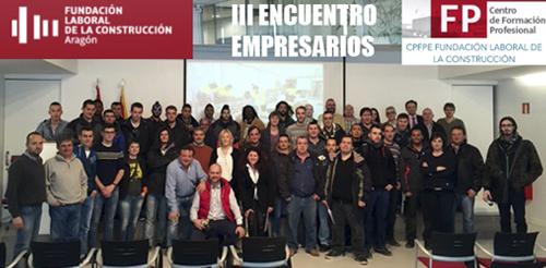 Encuentro empresarios FLC Aragón