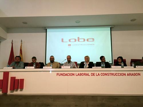 Presentación Lobe Encuentro empresas FLC Aragón