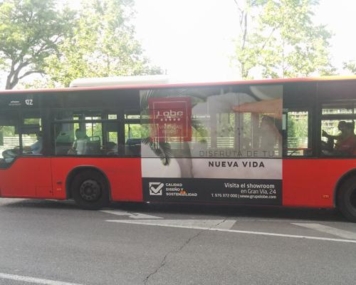 Bus Zaragoza