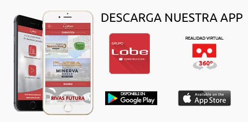 Nueva app Grupo Lobe