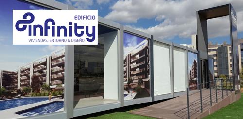 Edificio Infinity Getafe