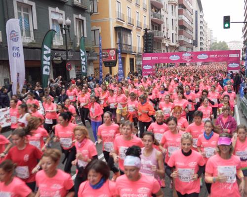 Carrera Mujer Zaragoza