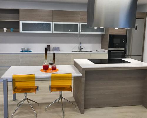 Nuevo showroom del edificio rosae blog grupo lobe - Instalador de cocinas ...