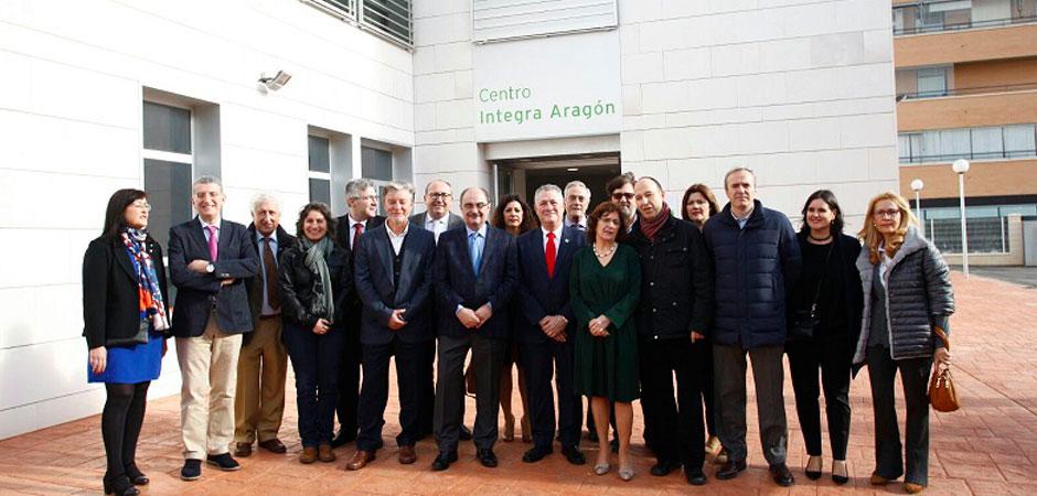 Inauguración Centro Integra ATADES