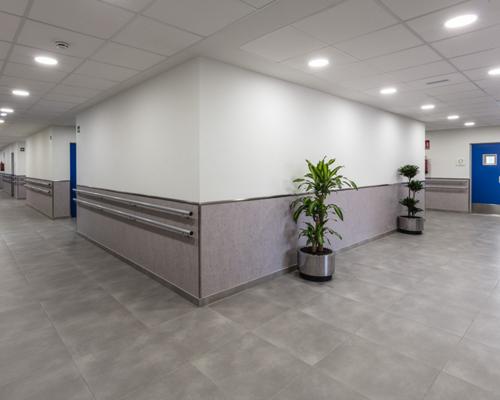 Interior Residencia ATADES