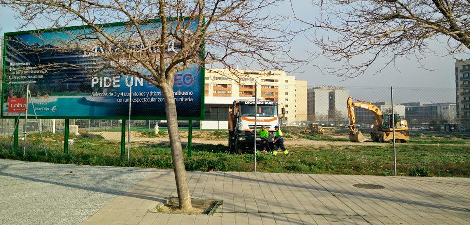 Construcción Basa de la Mora Zaragoza