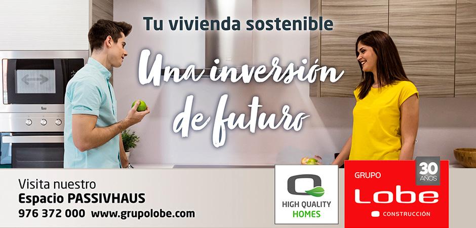 Passivhaus LOBE inversión de futuro