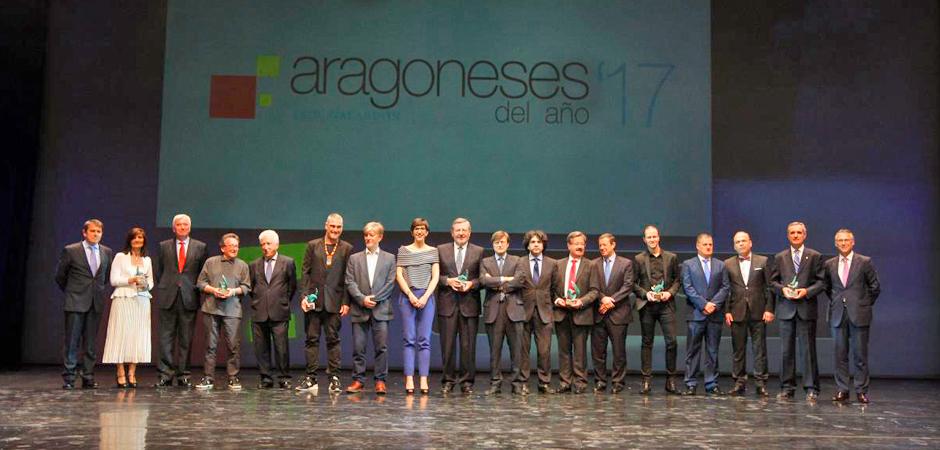LOBE en Aragoneses del Año 2017