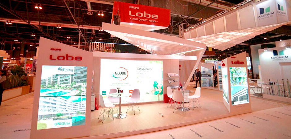 stand LOBE SIMA 2017