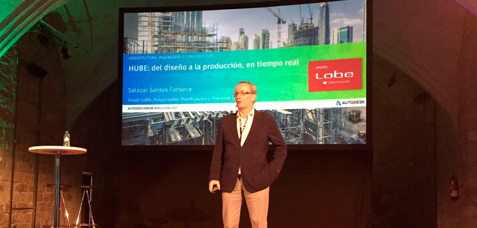 LOBE en Autodesk Forum 2017