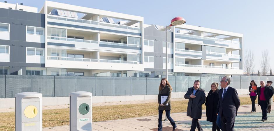 Inauguración Scenia II Passivhaus