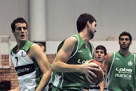 Lobe Huesca vs. Monte Ducay Olivar
