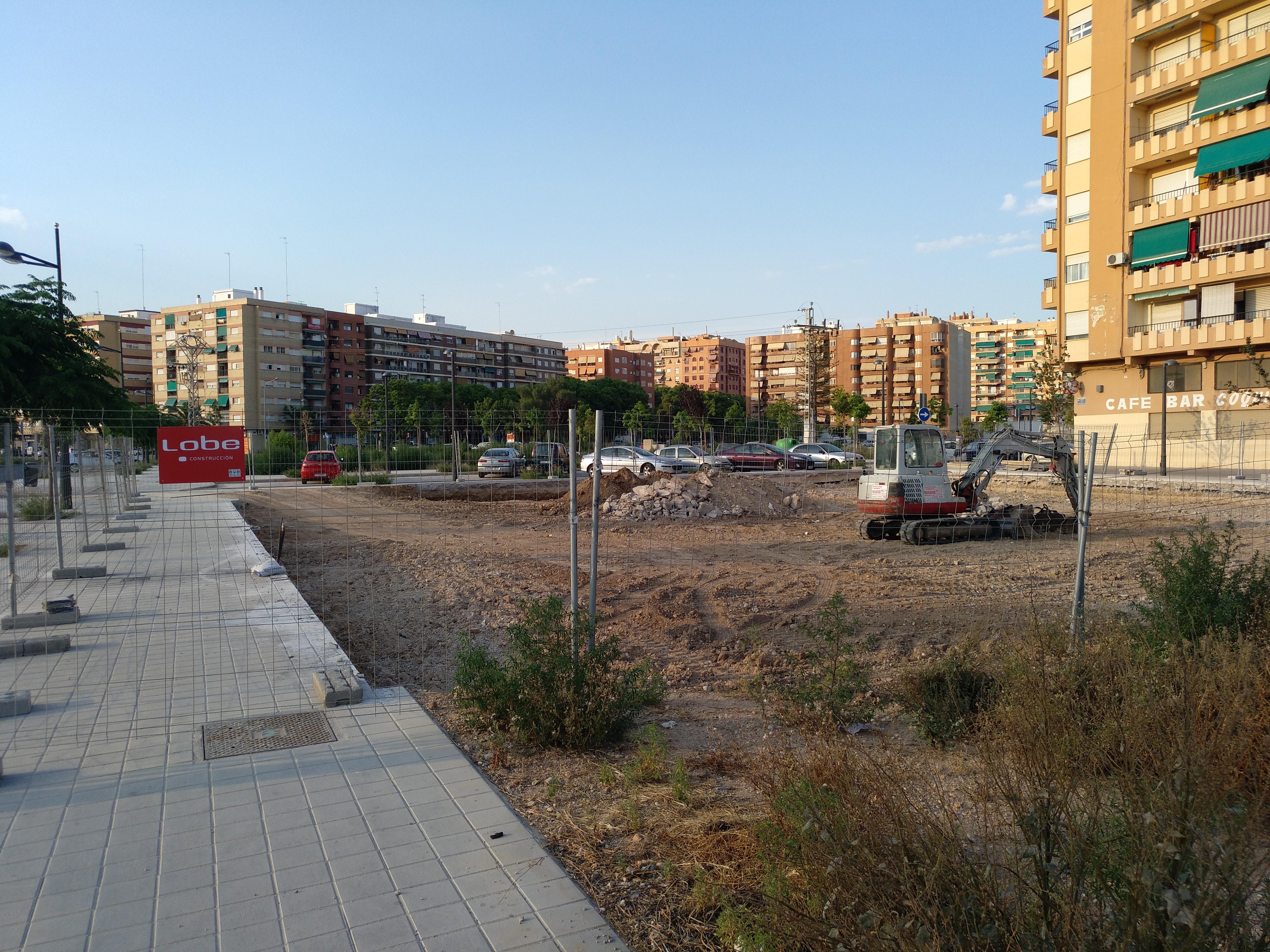 Imagen de la noticia sobre Inicio de obras Edificio Adagio en Valencia