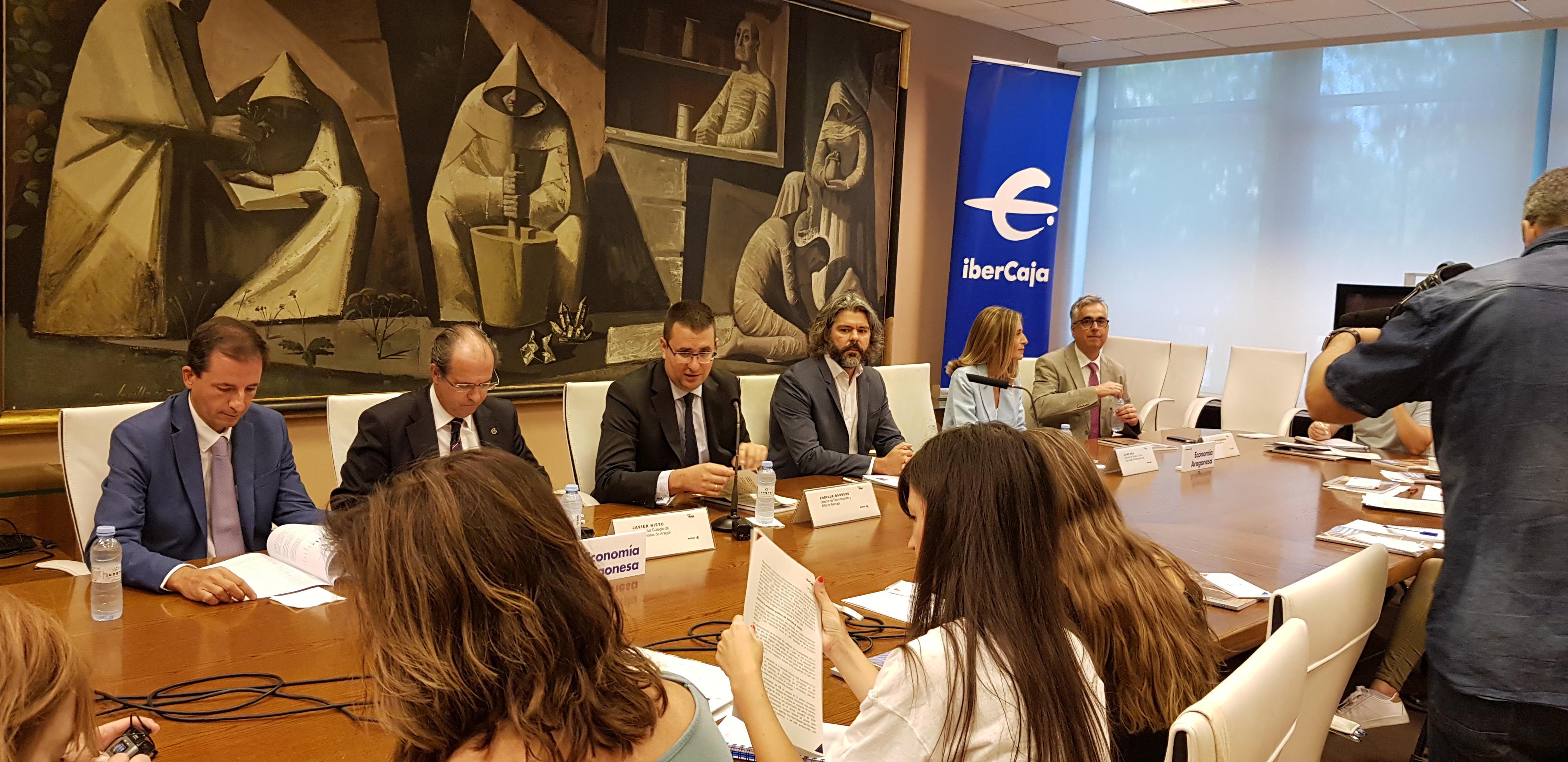 Imagen de la noticia sobre Participación monográfico -Revista Economía Aragonesa Ibercaja