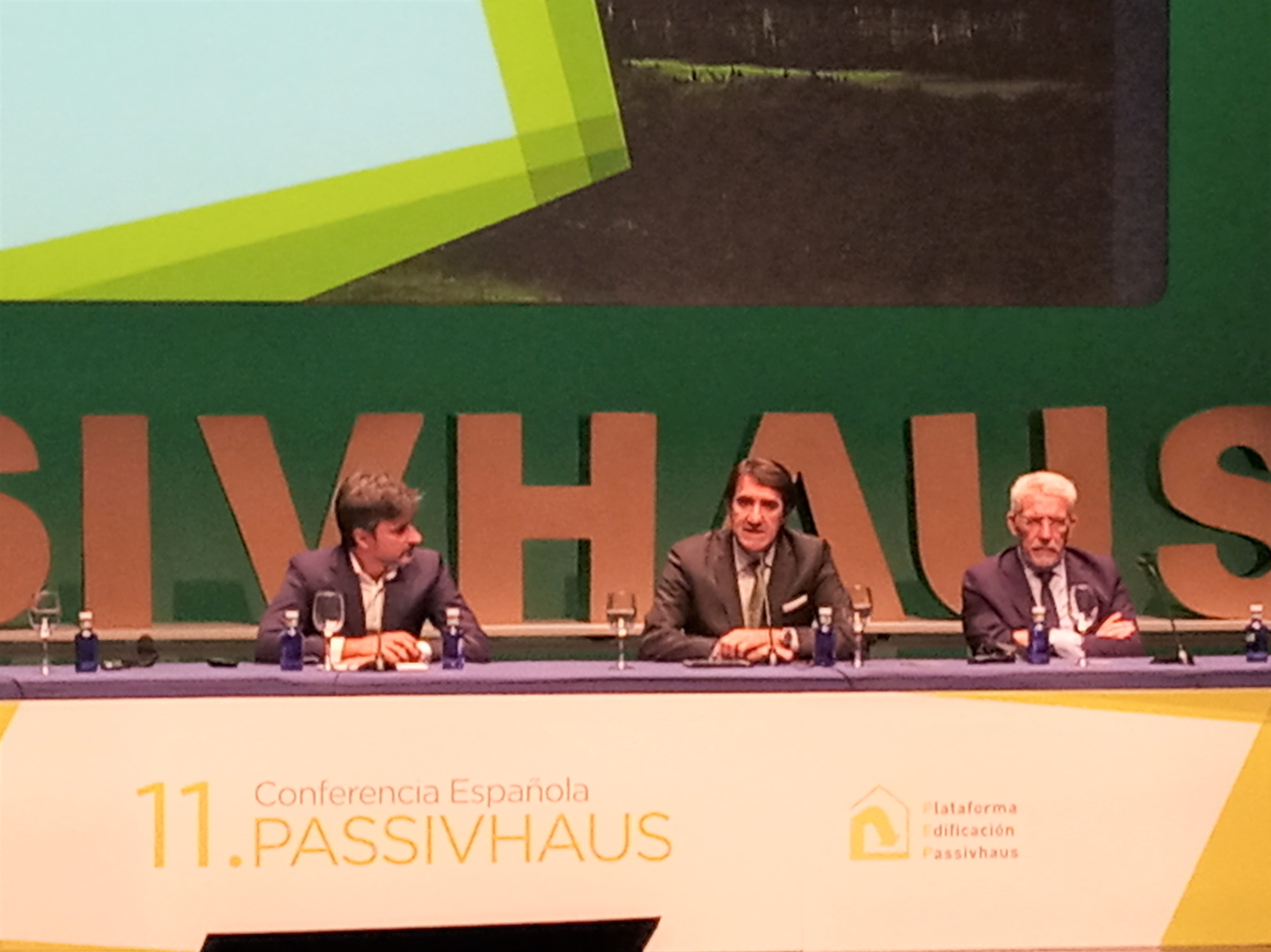 Imagen de la noticia sobre Principales actores del sector inmobiliario se reúnen en Burgos en el marco de la 11ª Conferencia Española Passivhaus.