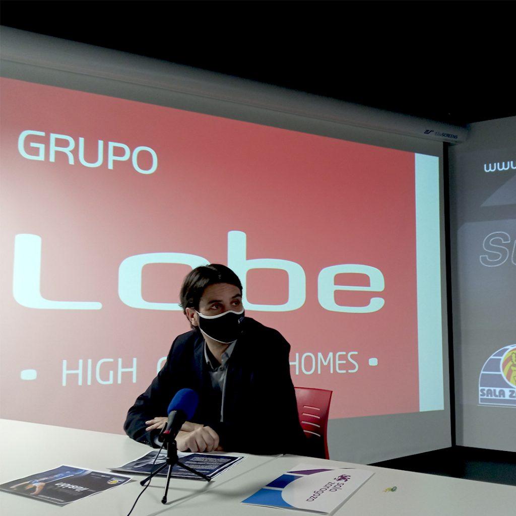 nacho bonilla, director comunicación sala zaragoza